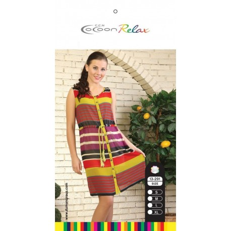 Халат CCN RELAX 13-291  s-xl