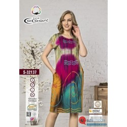 Халат COCOON S-32137 s-xl